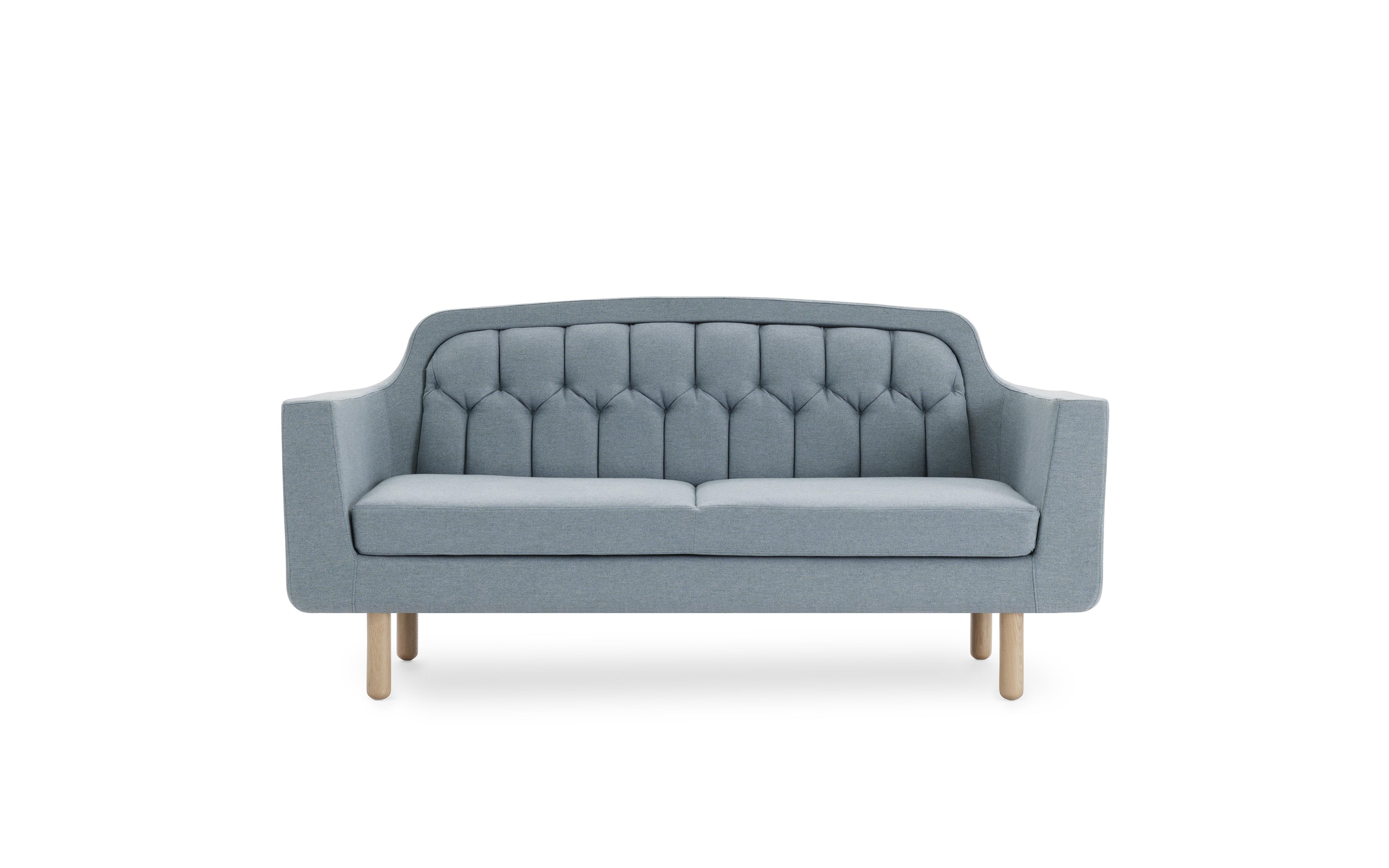 Onkel Sofa 2 Seater Oak2