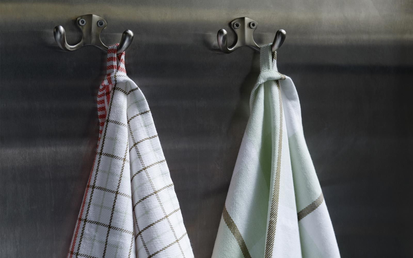 Ren Tea Towel Stripe Grid2