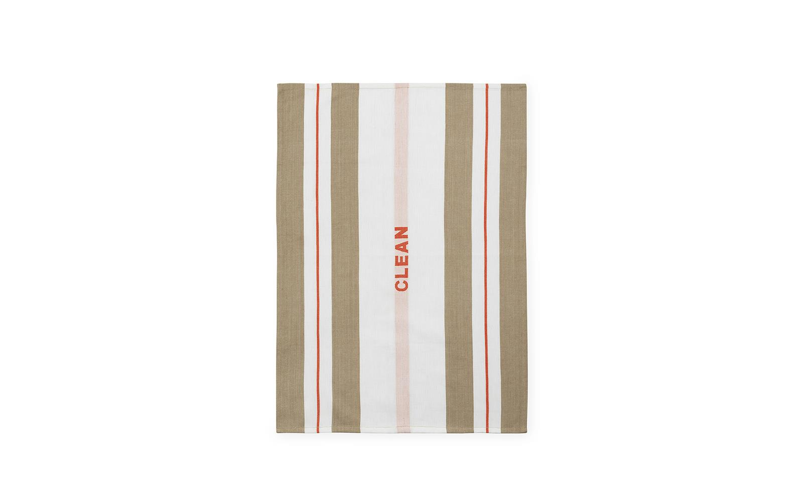 Ren Tea Towel Stripe1