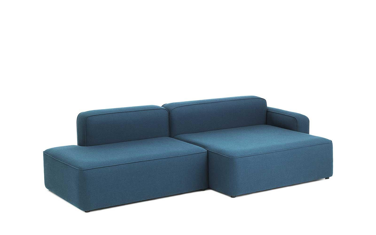 Rope Sofa Chaise Longue Right Fame Hybrid