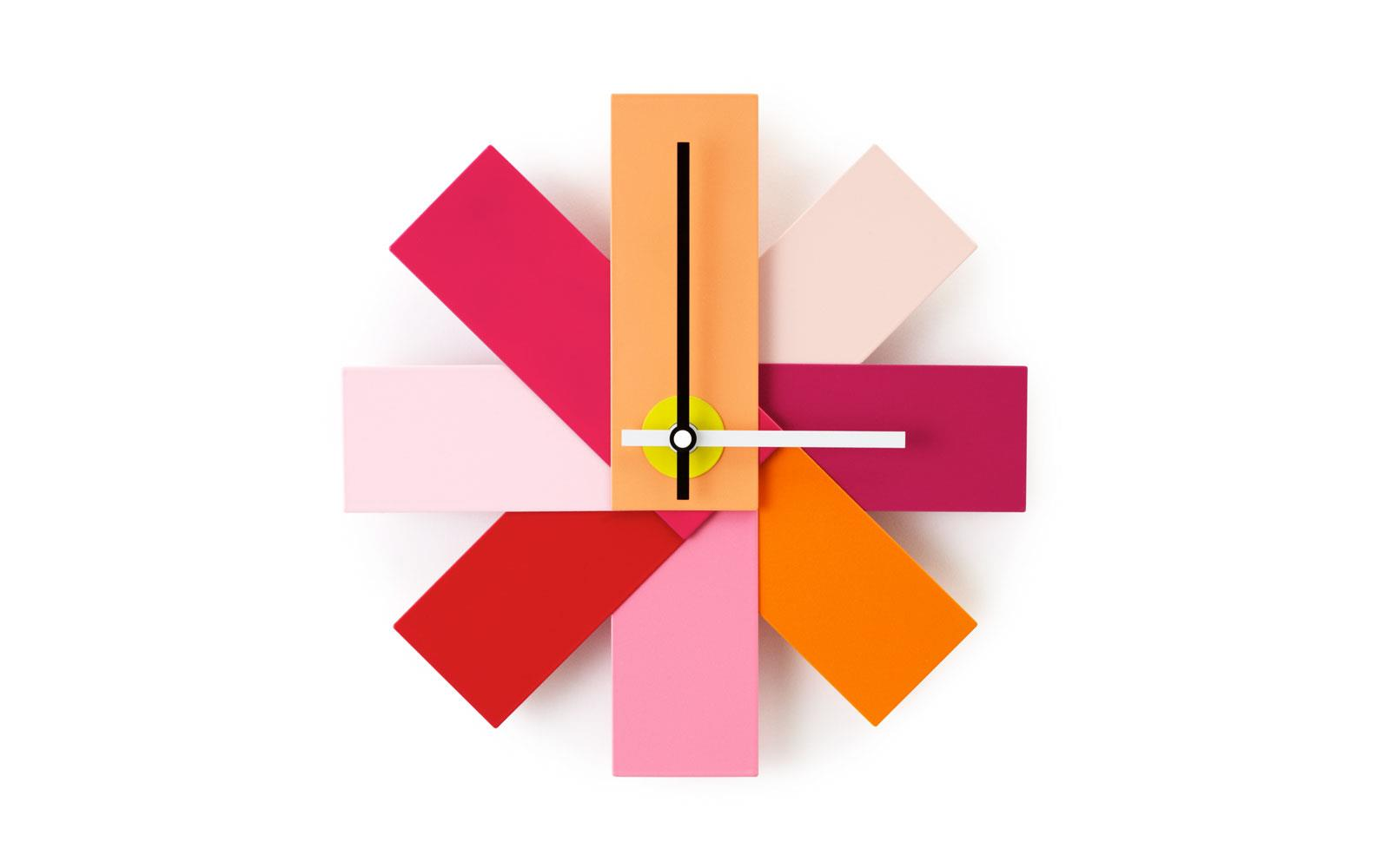 Watch me clock modern wall clock in a variety of colors watch me wall clock1 ccuart Image collections