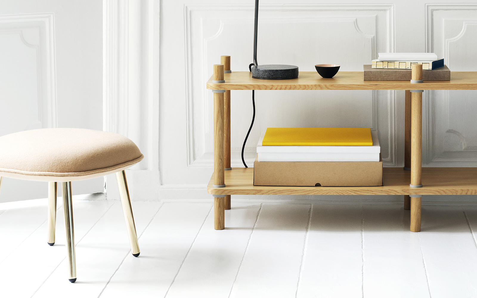 Ace Footstool - Normann Copenhagen