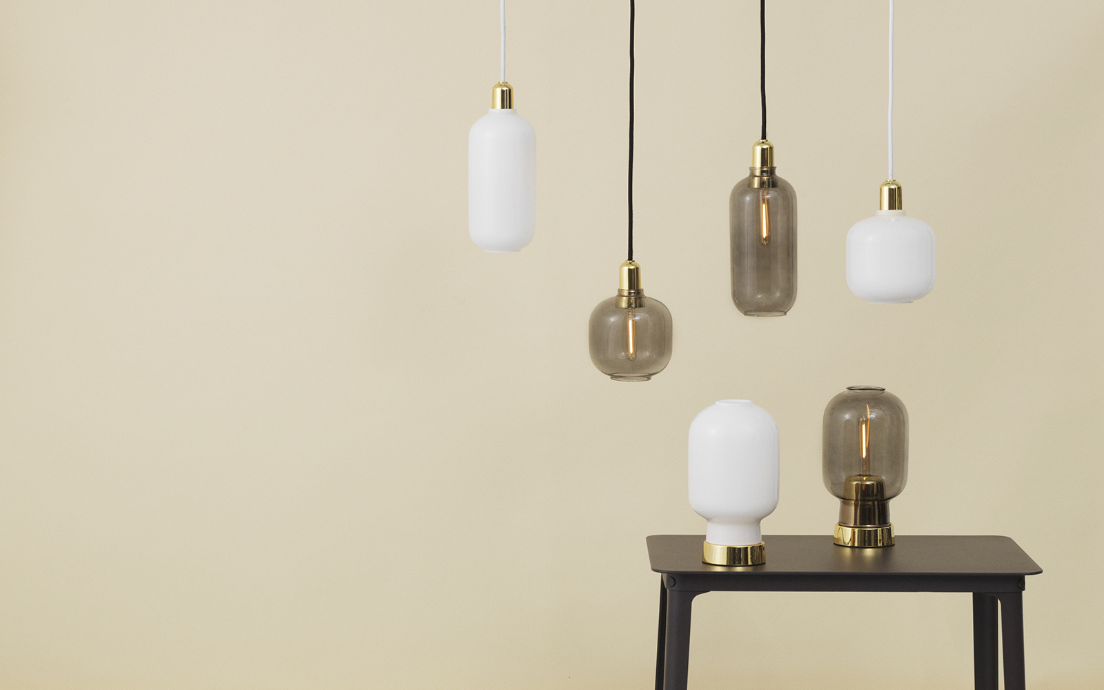 Amp Lamp Sophisticated Gl