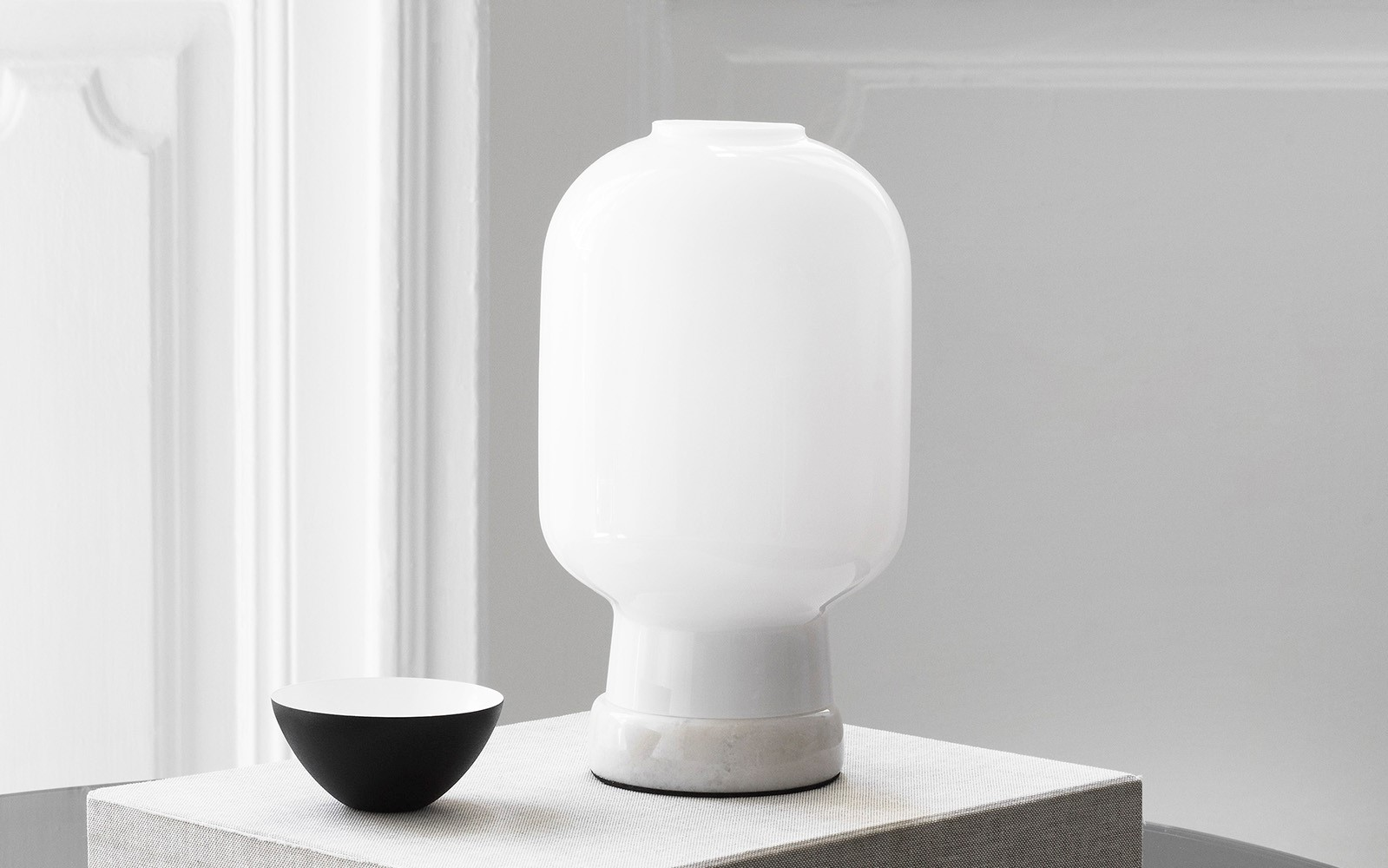 Amp Table Lamp - Fact Sheet - Normann Copenhagen
