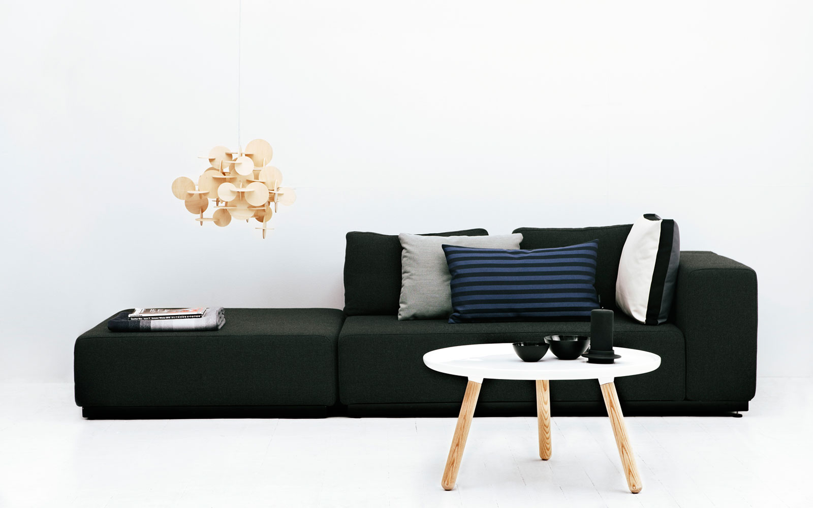 Bau lamp nature hanging sofa tablo