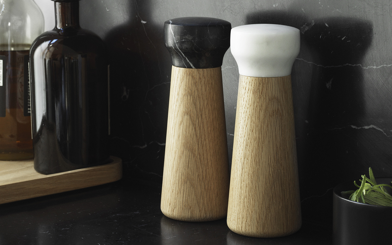 Craft salt and pepper Mill