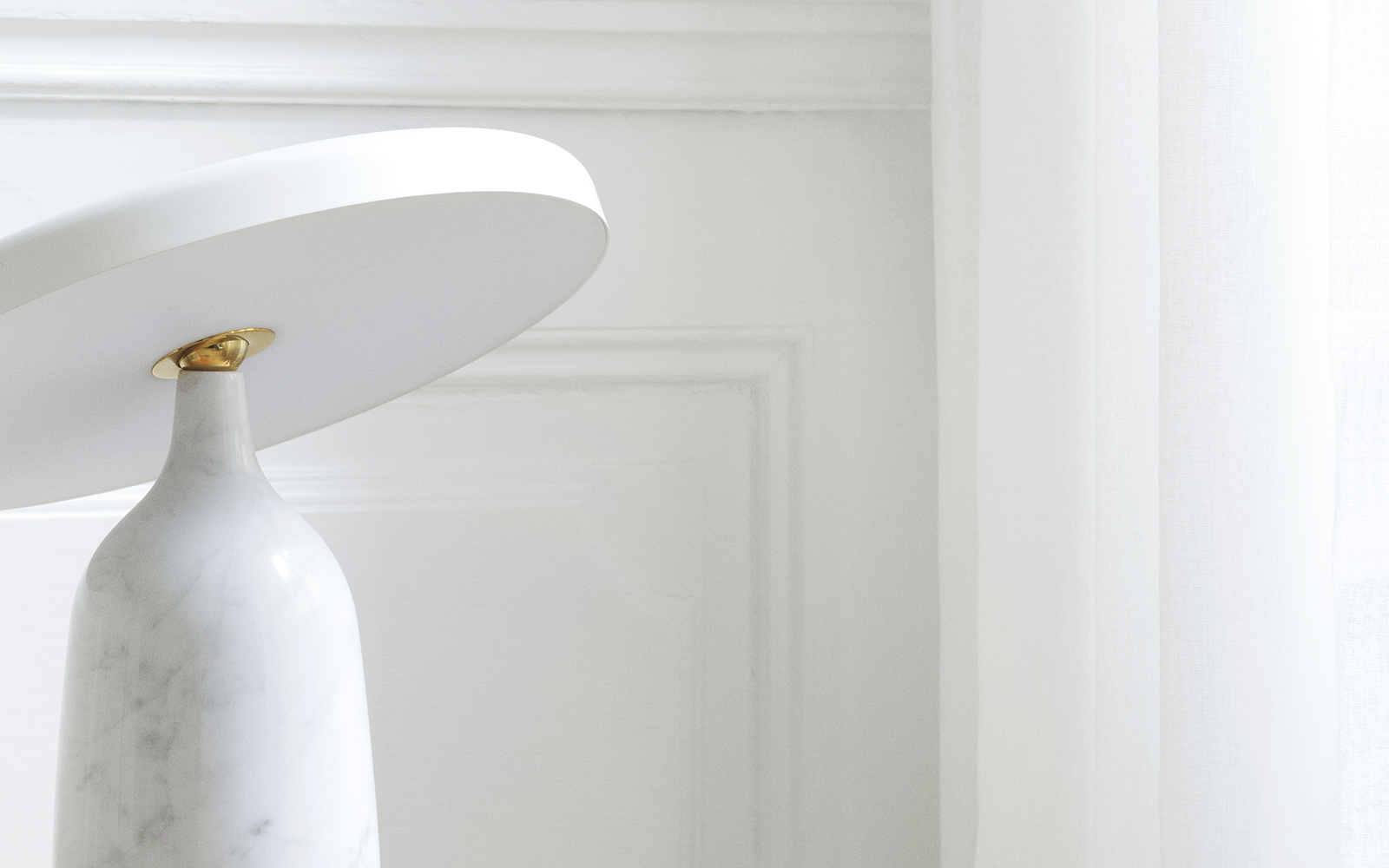 Eddy Lamp White - Normann Copenhagen
