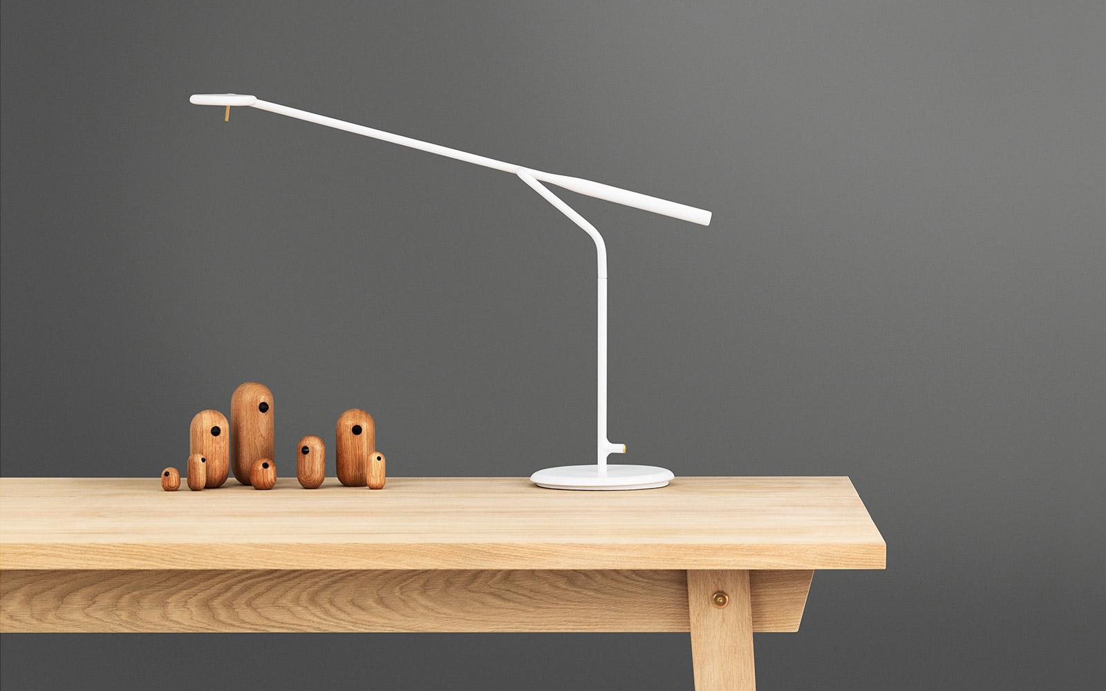 Flow Table Lamp Eu Black