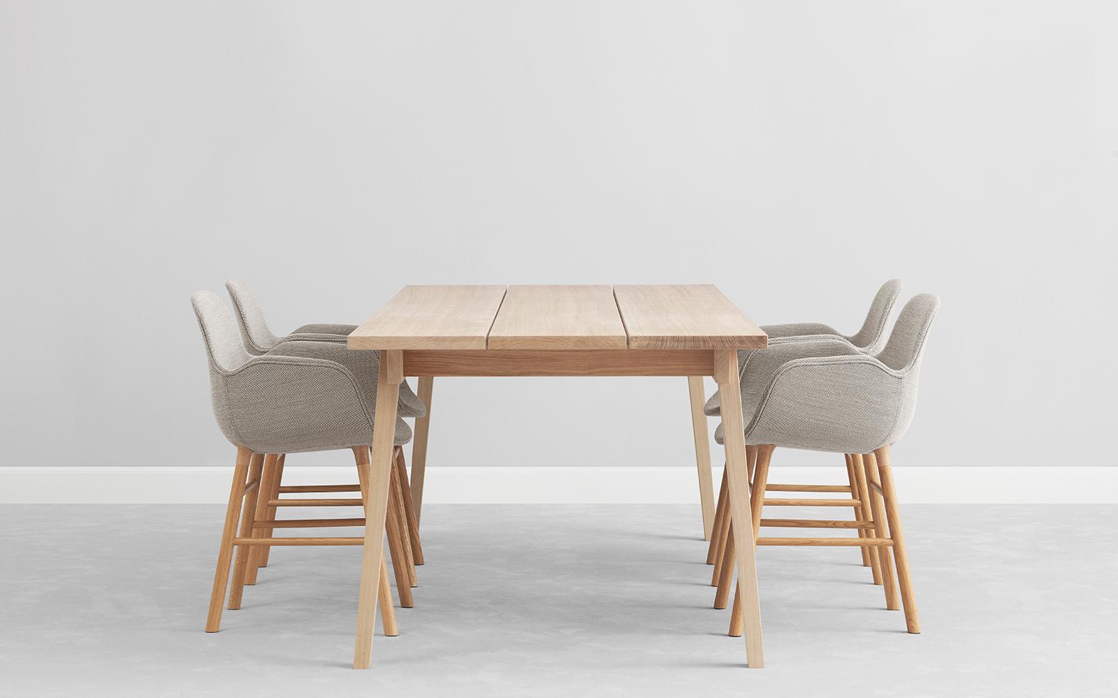 Slice Table | Normann Copenhagen. Designer