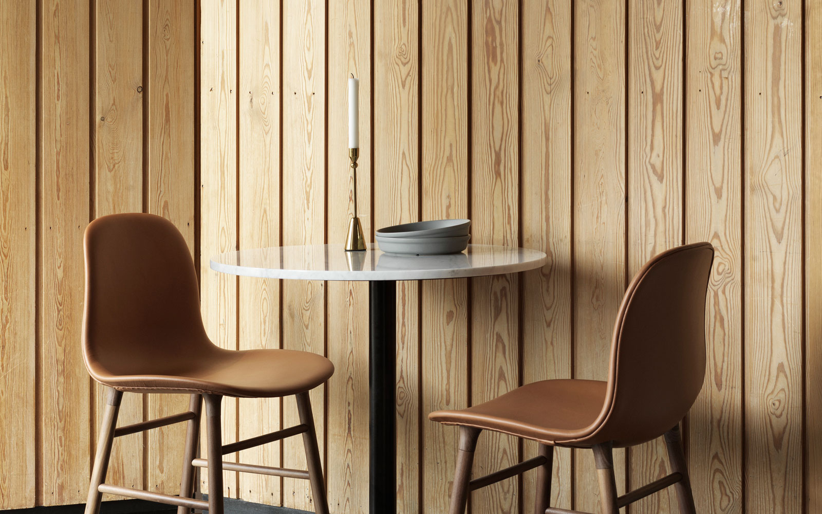 Form Cafe Table - Normann Copenhagen