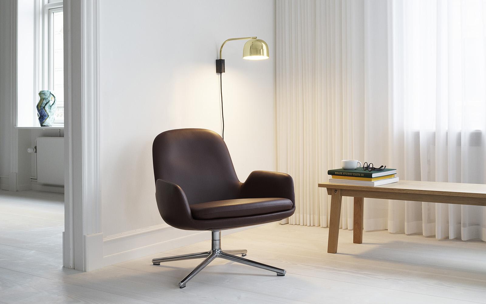 Normann Copenhagen Stoel : Normann copenhagen outlet form armchair stoel met eiken