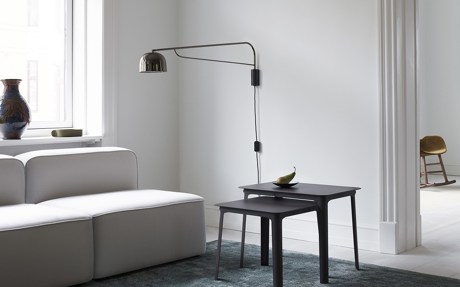 Ekstra Grant Table Lamp | Perfect for the living room MK-06
