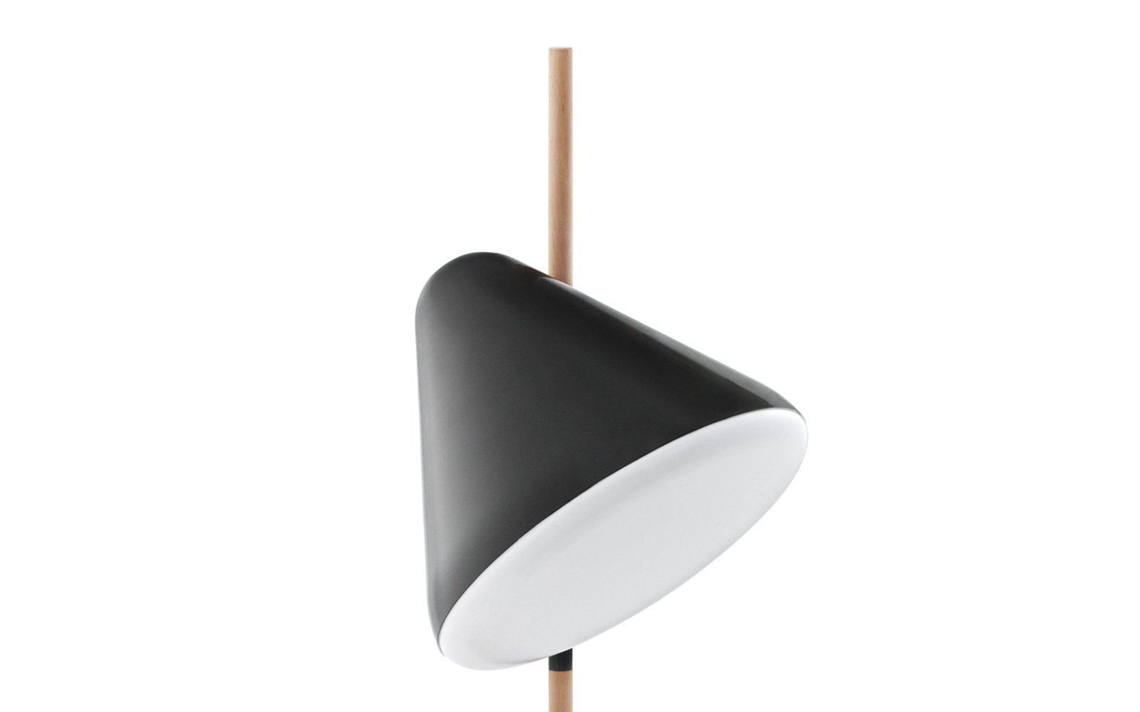 Hello Lamp | White Floor Lamp | Playfull design | Futuristic ...