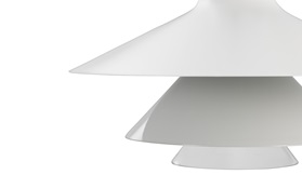 Grey Ikono Lamp by Normann Copenhagen