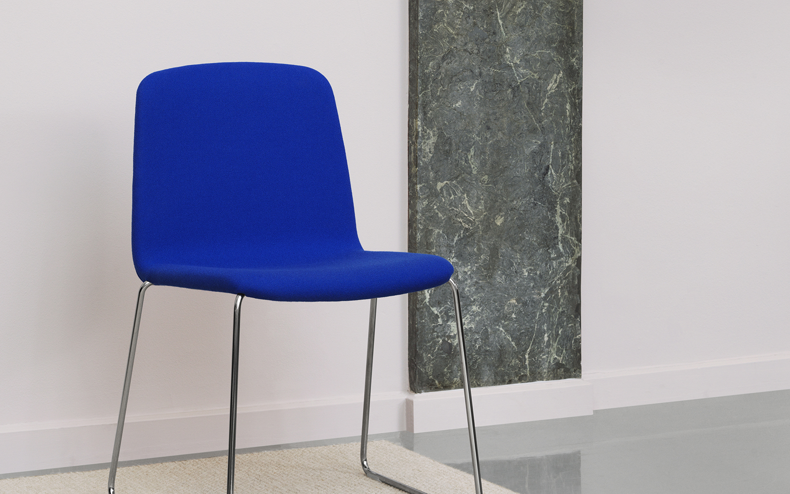 Just Chair Blue - Normann Copenhagen