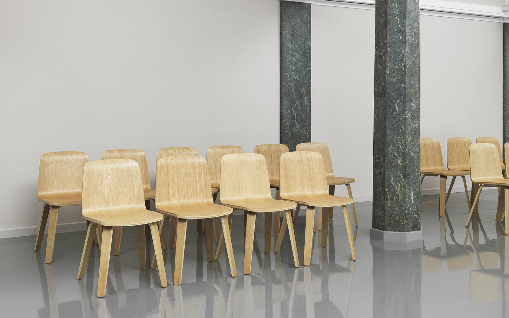 Just Chair Oak - Normann Copenhagen