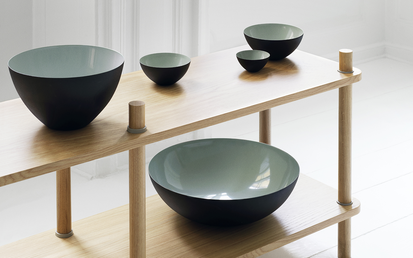 Krenit Dusty Green - Normann Copenhagen