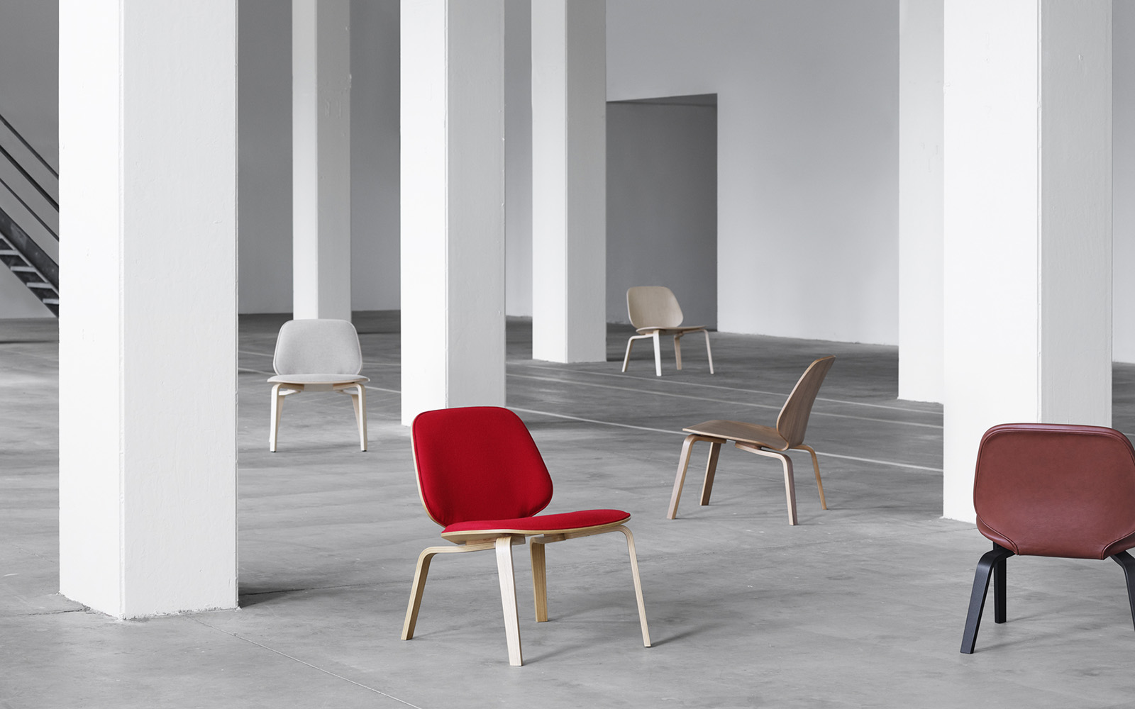 My Chair Lounge - Product Fact Sheets - Normann Copenhagen