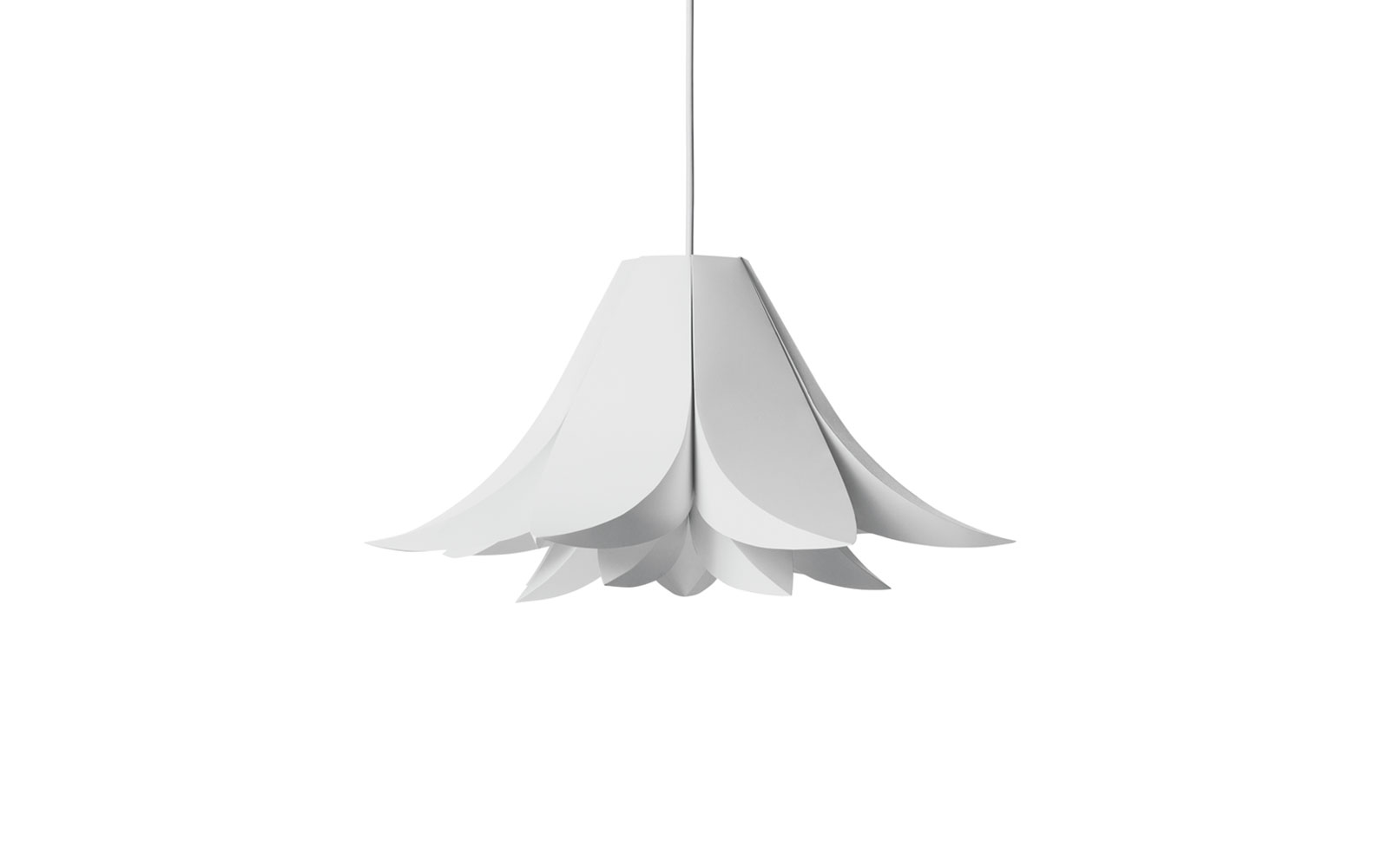 Norm 06 Lamp Small Frontview White Background
