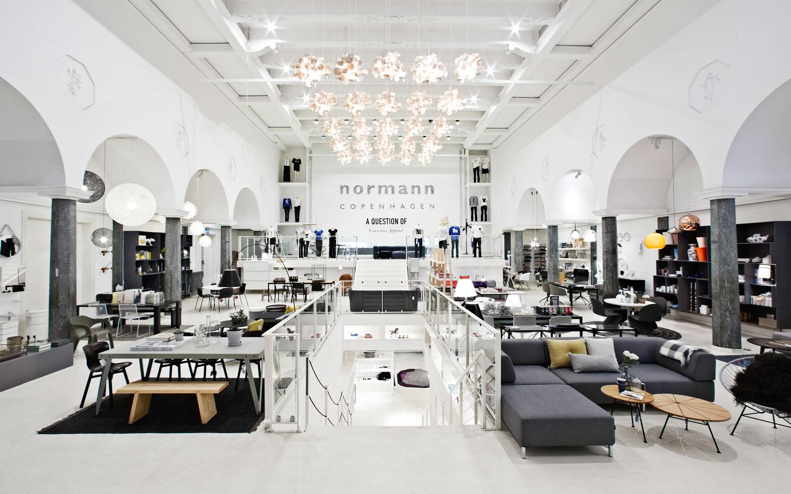 2c561b72a0d Normann copenhagen flagship store 2012