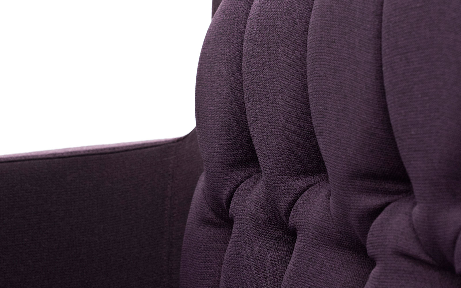 Onkel Sofa Purple Detail