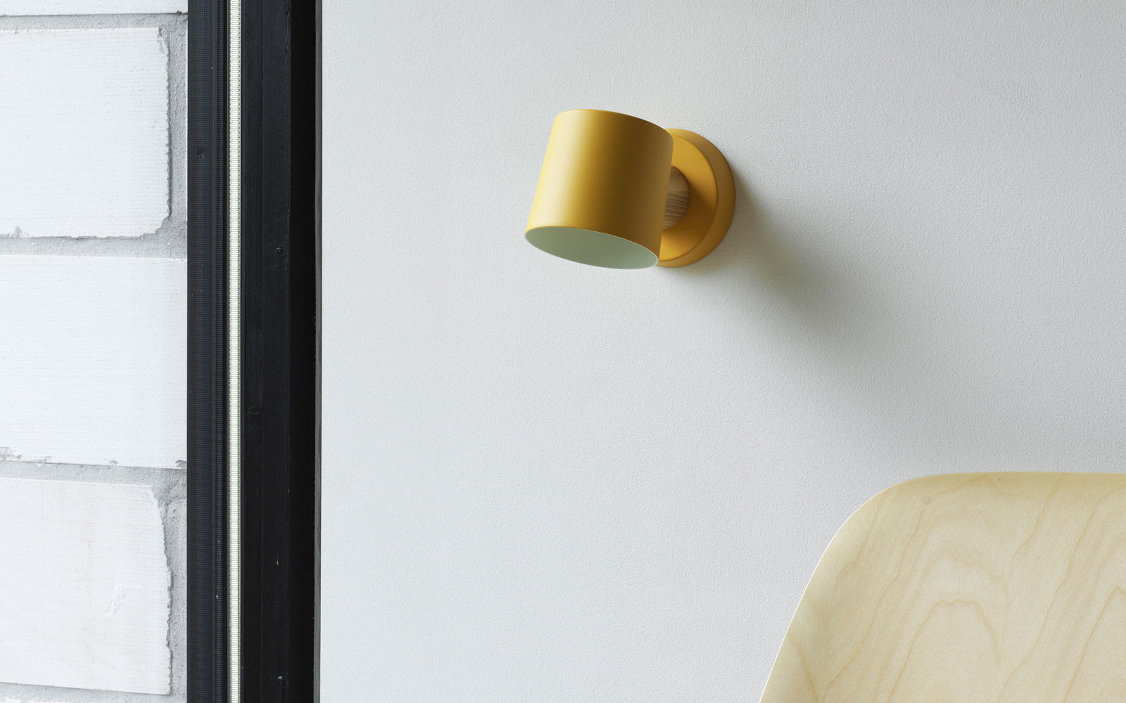 Rise Wall Lamp - Hardwired - Normann Copenhagen
