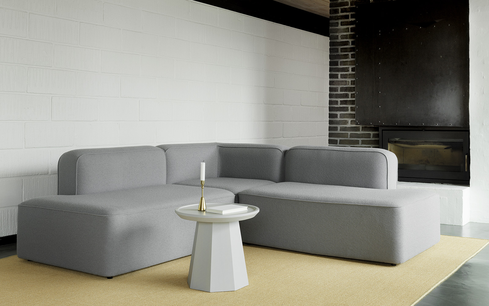 Rope sofa - Normann Copenhagen