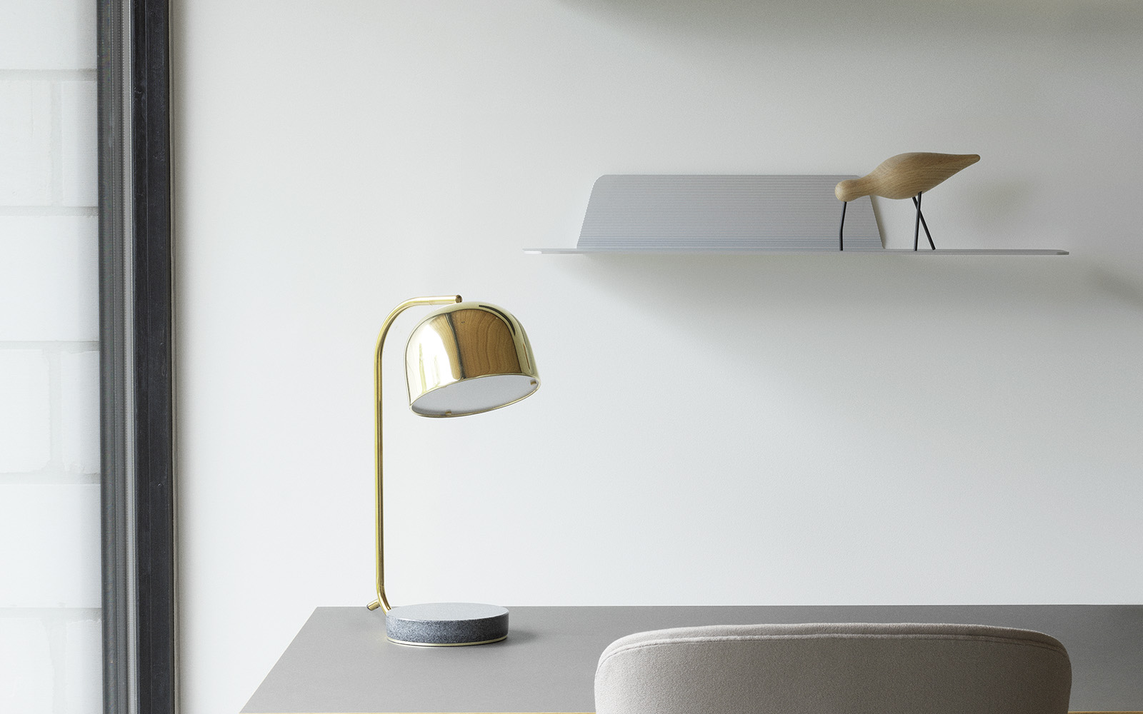 Shorebird on Jet Shelf - Normann Copenhagen