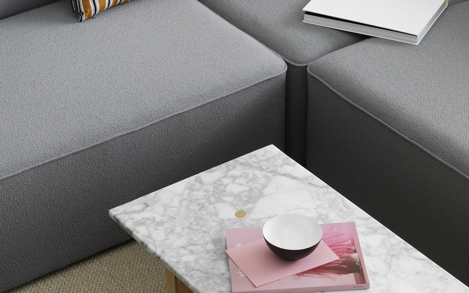 Solid Coffee Table | Normann Copenhagen