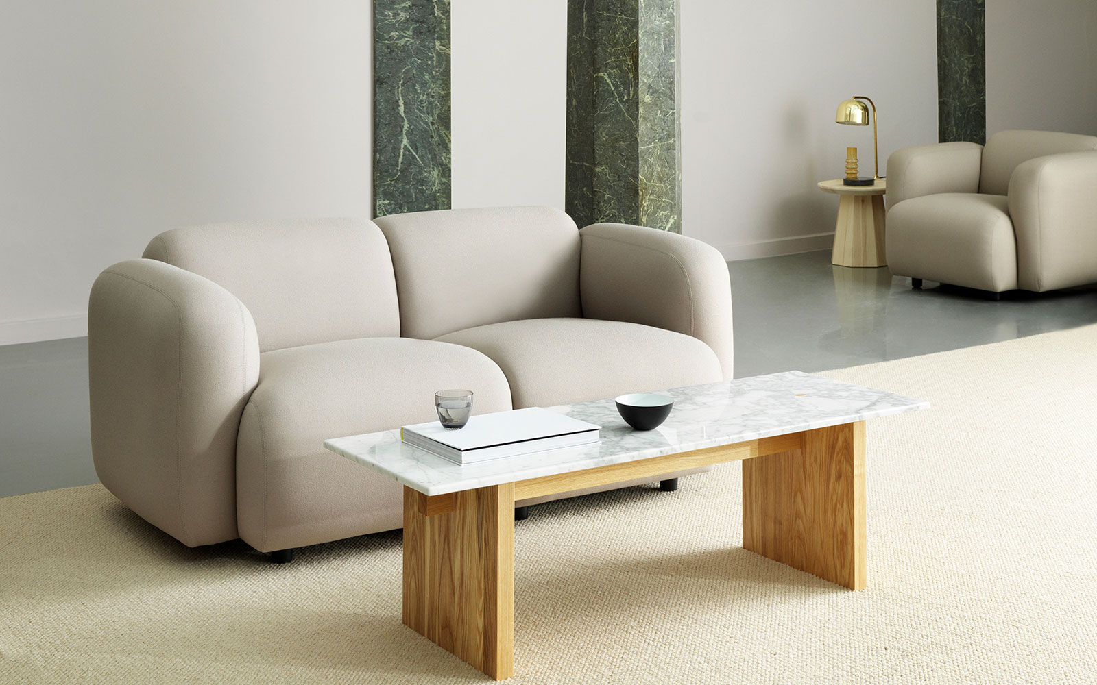 Solid Table | Normann Copenhagen
