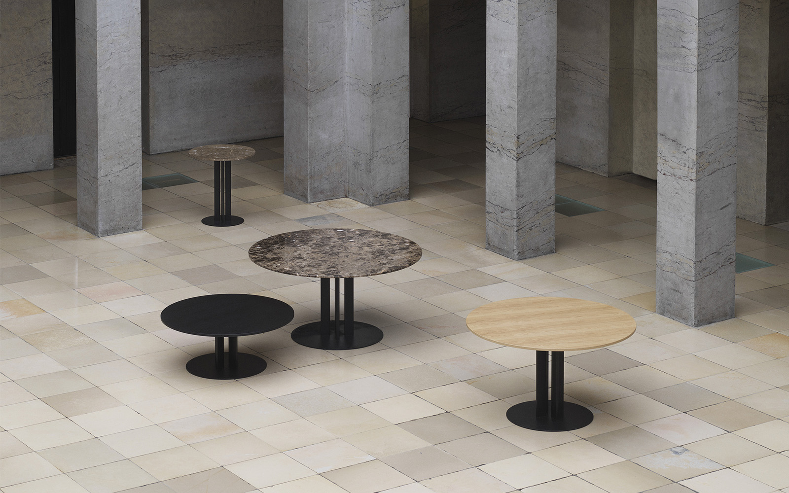 Scala Table Collection | Normann Copenhagen