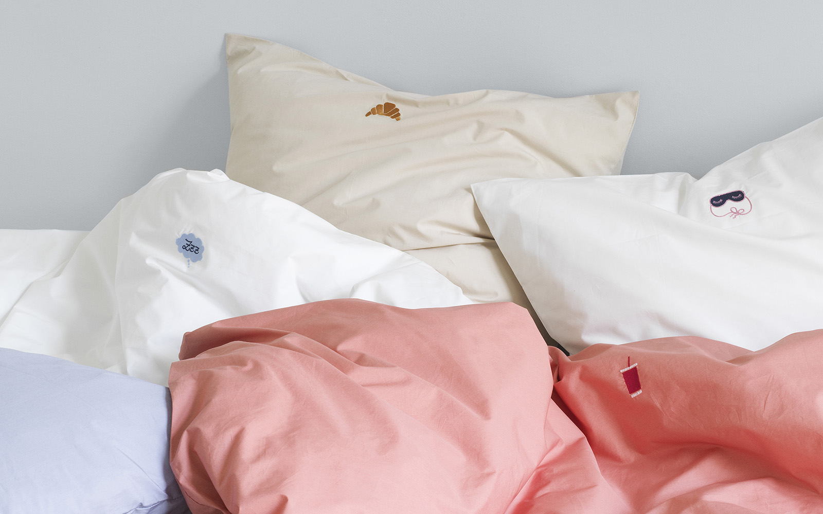 Snooze Bed Linen - Normann Copenhagen