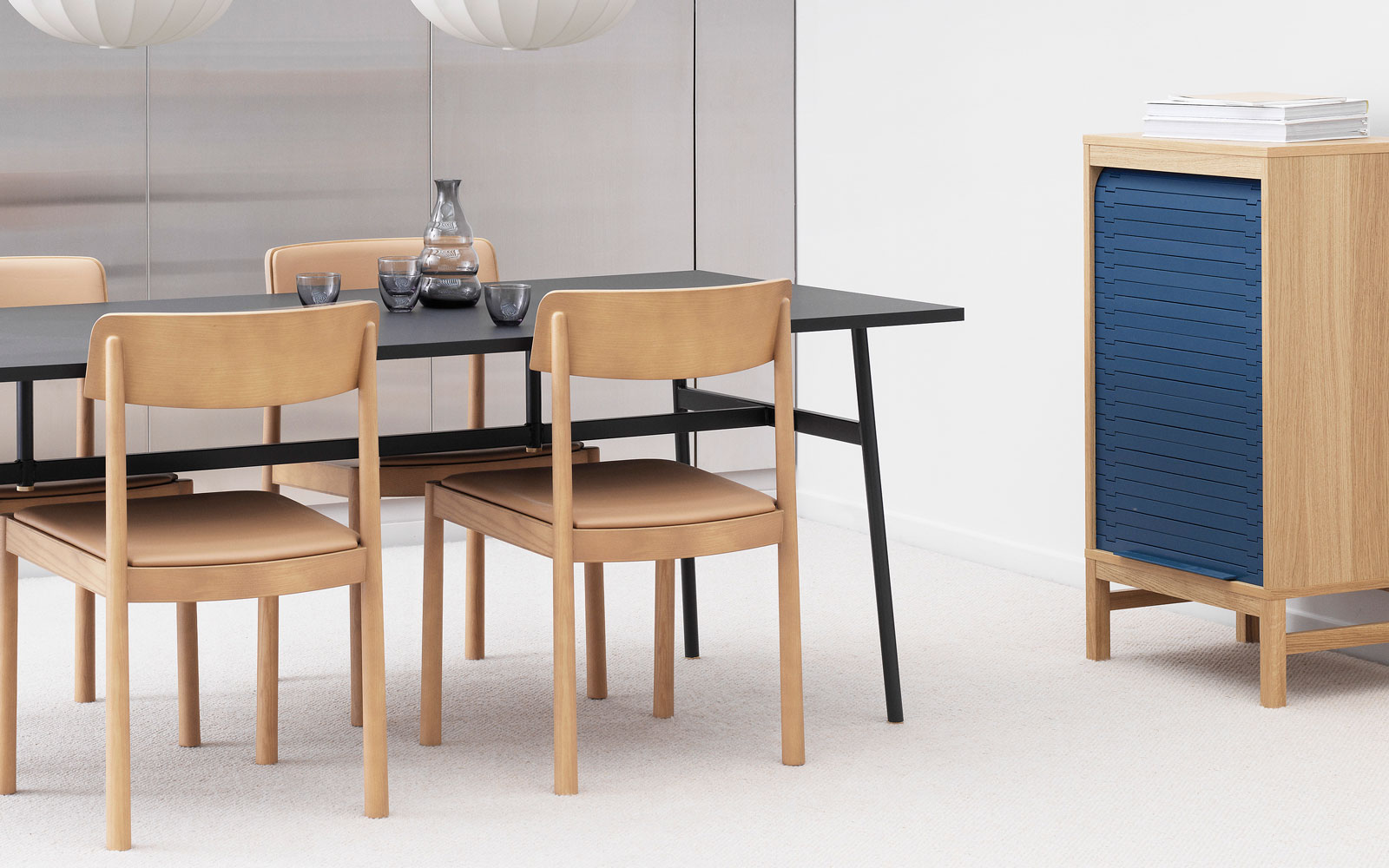 Timb Chair Tan - Normann Copenhagen