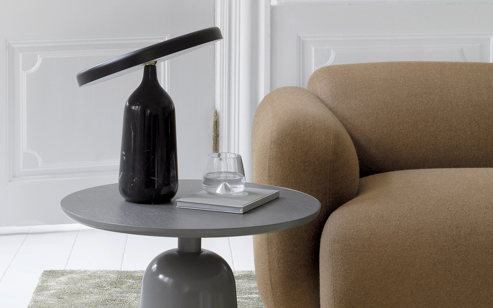 Turn Table Grey - Normann Copenhagen