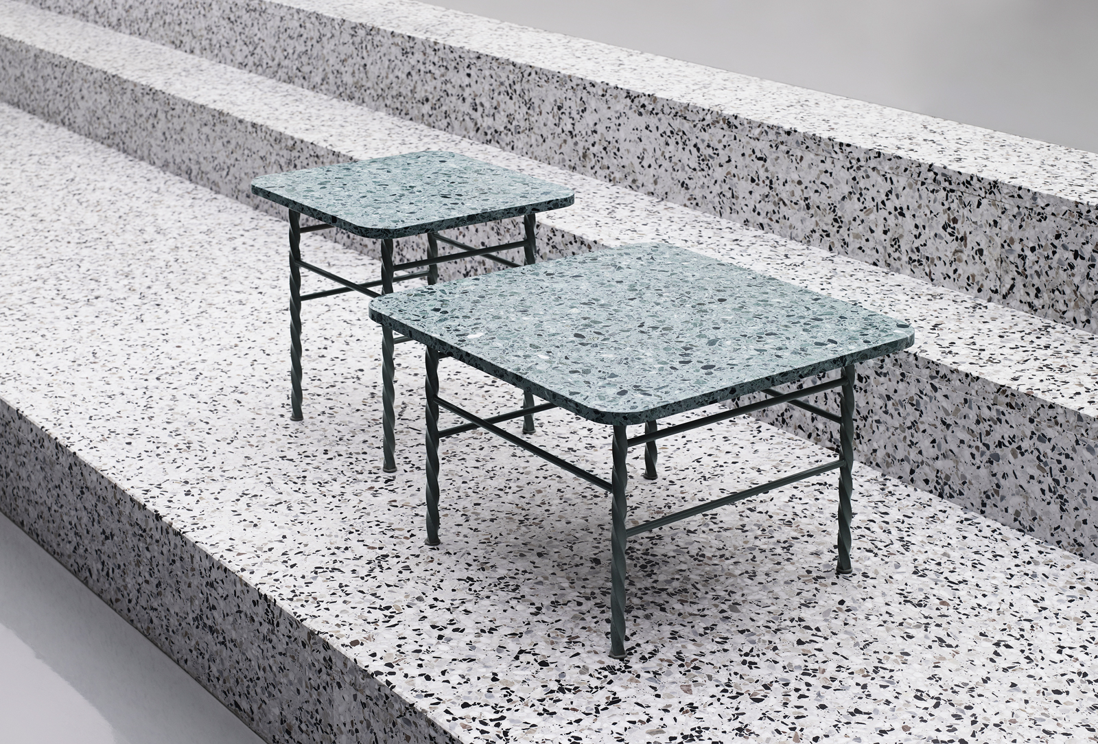Pleasant Terrazzo Trend Gmtry Best Dining Table And Chair Ideas Images Gmtryco