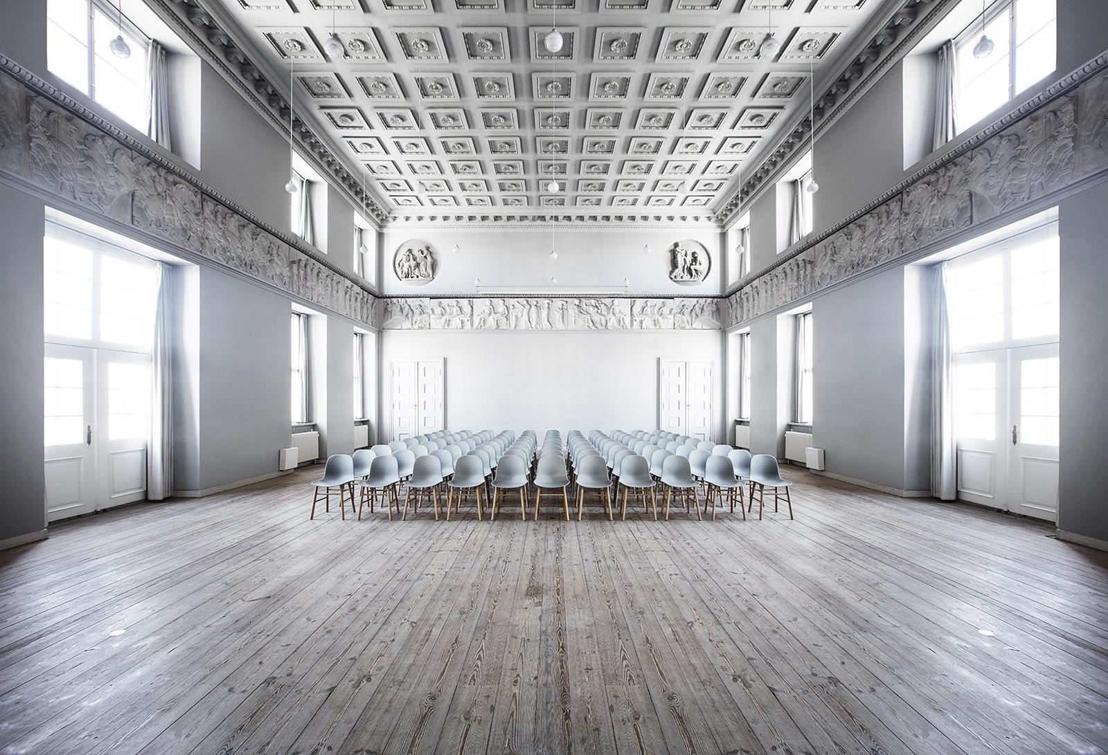Meeting Space At Kunsthal Charlottenborg