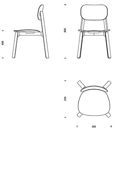 Chair Plan Cad Plans Free Pdf Download