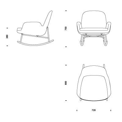 Lounge chair autocad block joy studio design gallery for Poltrone design dwg