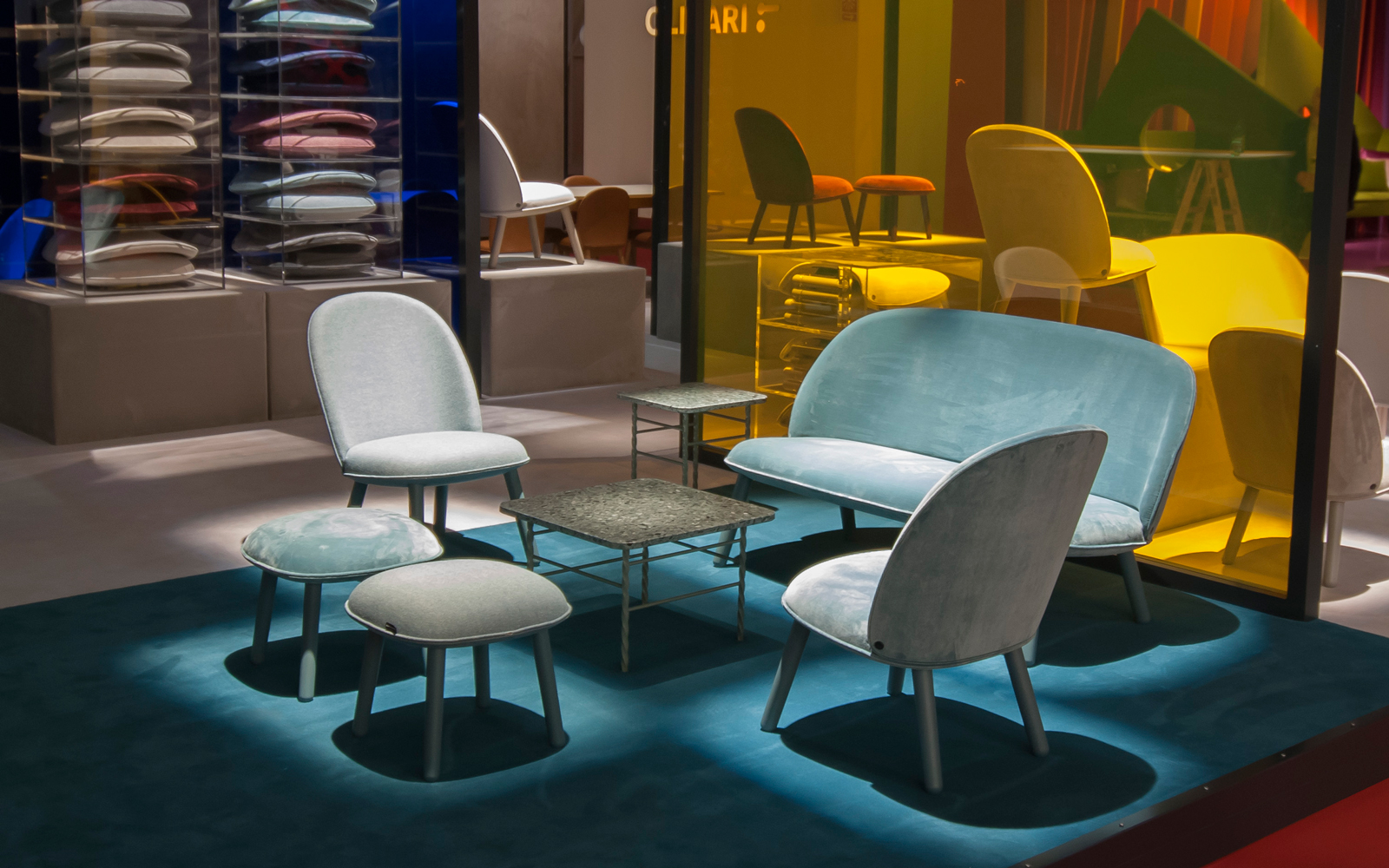 Salone del mobile 2016 for Normann copenhagen italia