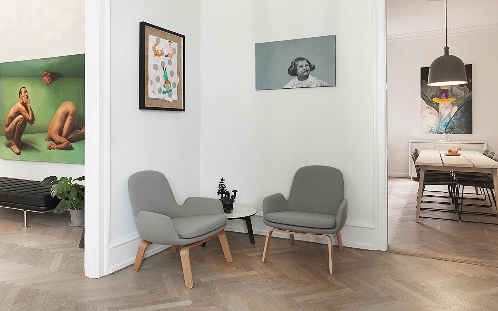 Art home Poul Madsen