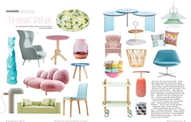 USA, Boston Home, Spring Issue 2014, Ikono and Block
