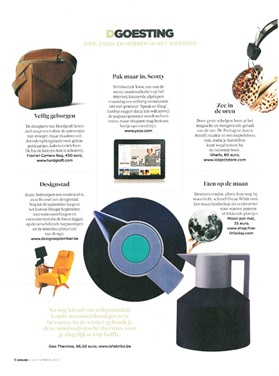 Geo thermos DeMorgen September 2012