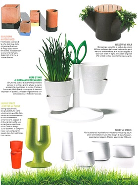 Herb Stand Case & Stili August 2012