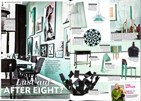 Germany, Deco & Style, January 2014, Cube & Ikono