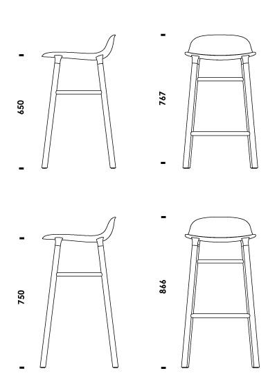 Download 2D 3D CAD files : FormBarstoolPreview from www.normann-copenhagen.com size 400 x 547 jpeg 27kB