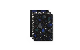 Daily Fiction notebooks large dark print