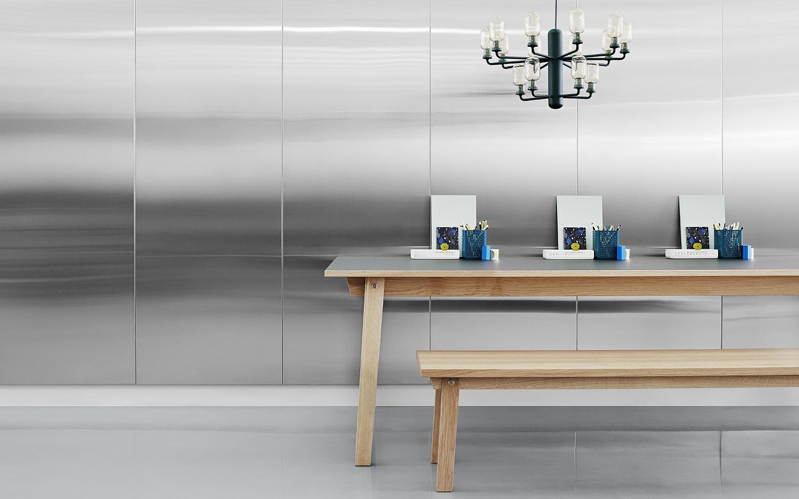 amp chandelier magnificent lighting. Black Bedroom Furniture Sets. Home Design Ideas