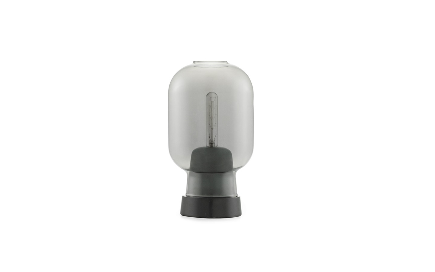 Modern glass table lamp - Undefined