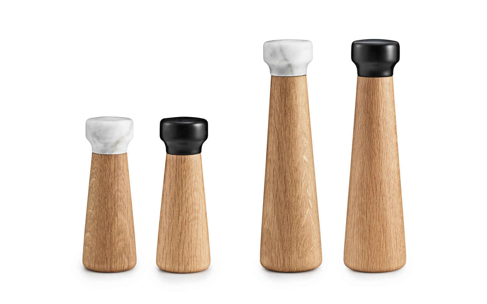 craft mills small salt  classic look with a simple flared shape  - craft