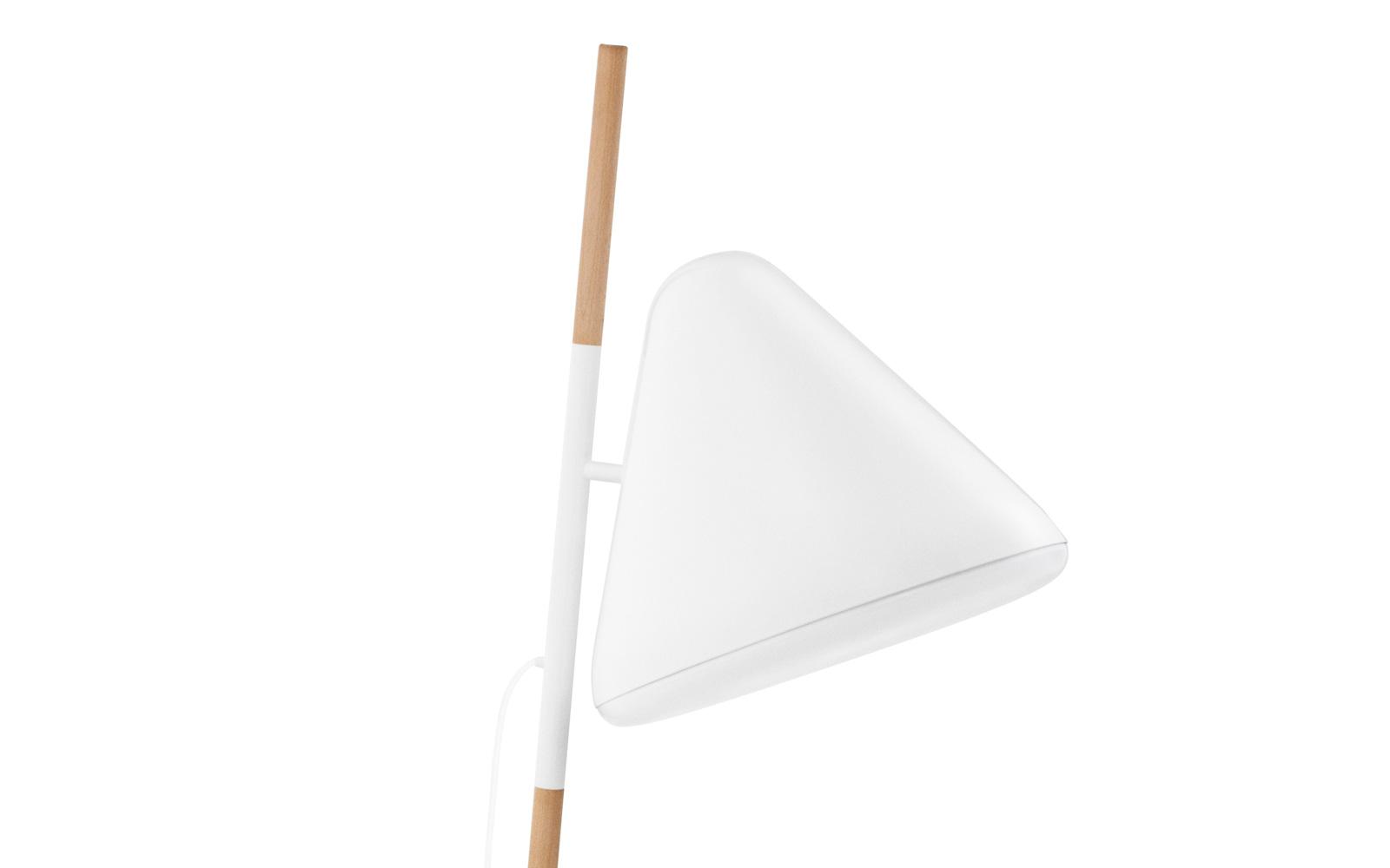 Hello lamp white floor lamp playfull design futuristic hello aloadofball Images